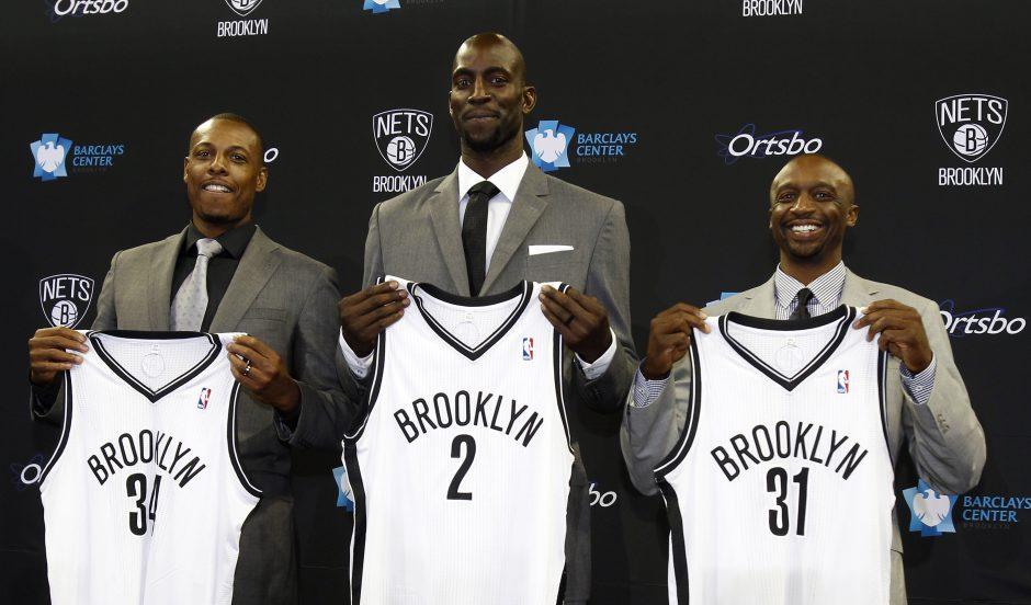 Komandos, kurios sudrebino NBA vasaros turgų (top 5)