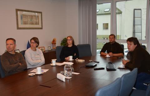 Lietuvoje lankosi ekspertai iš Slovėnijos