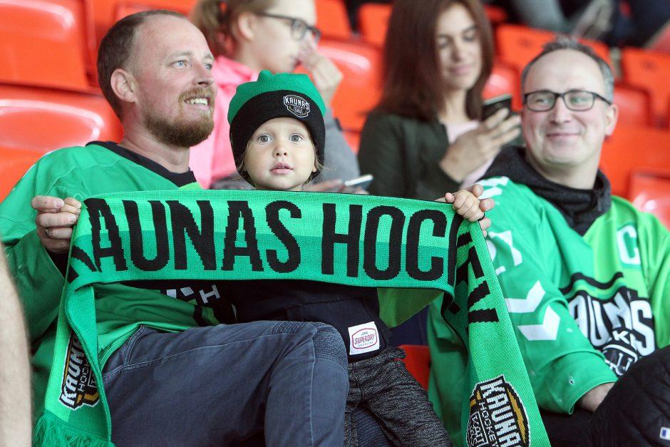 "Ledo ritulys: ""Energija"" – ""Kaunas Hockey"" (5:2)"