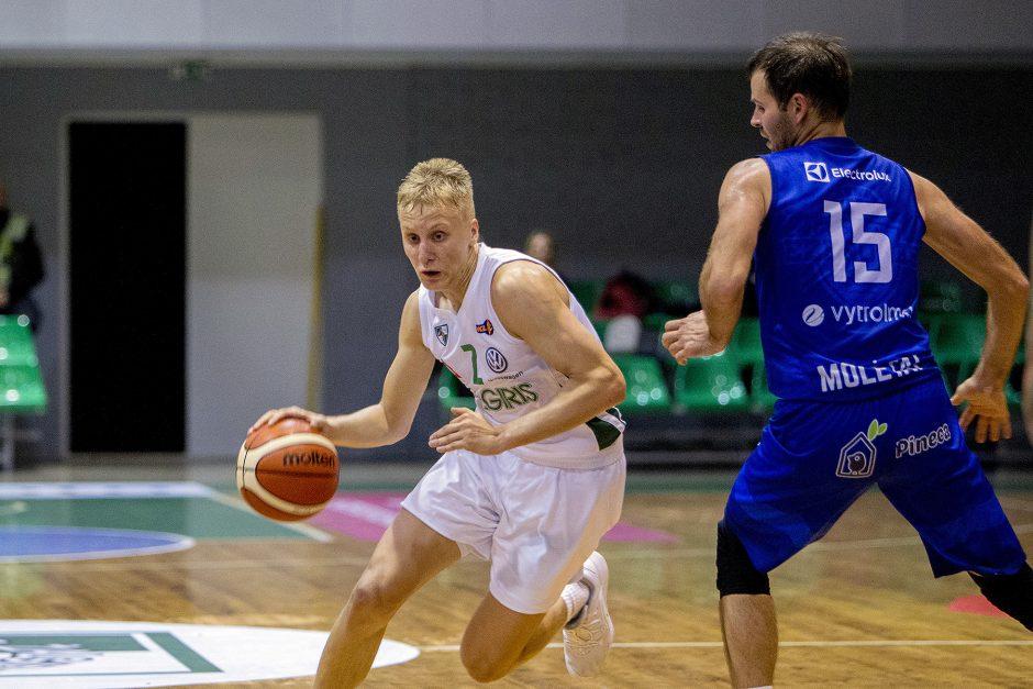"""NKL: """"Žalgiris-2"""" – """"Ežerūnas"""" 82:73"""