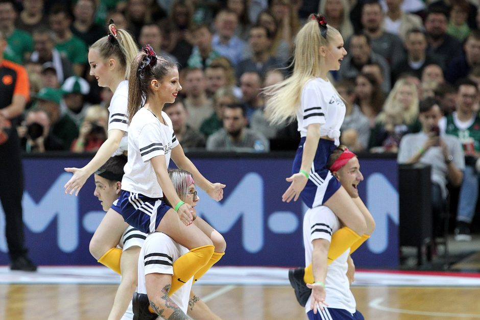 "Eurolyga: ""Žalgiris"" – ""Barcelona"" 85:88"