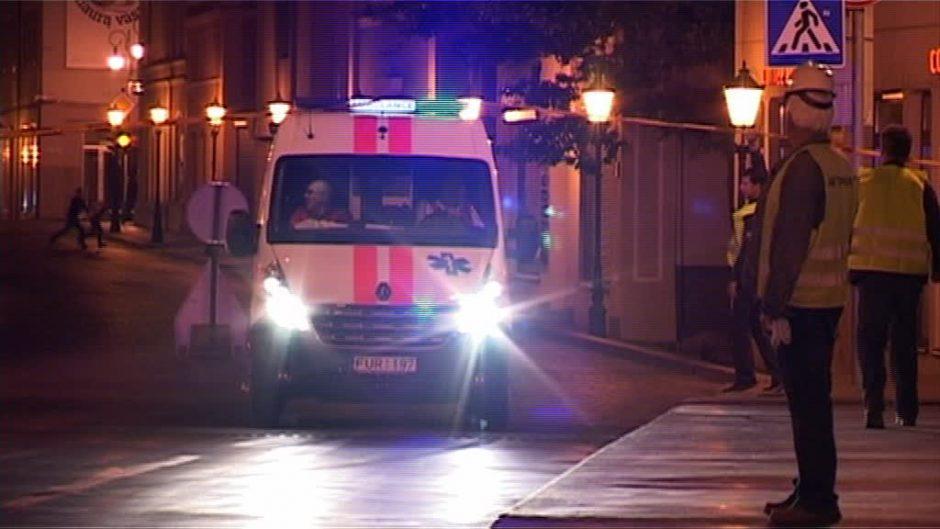 Klaipėdos gatvėse liejosi smurtas