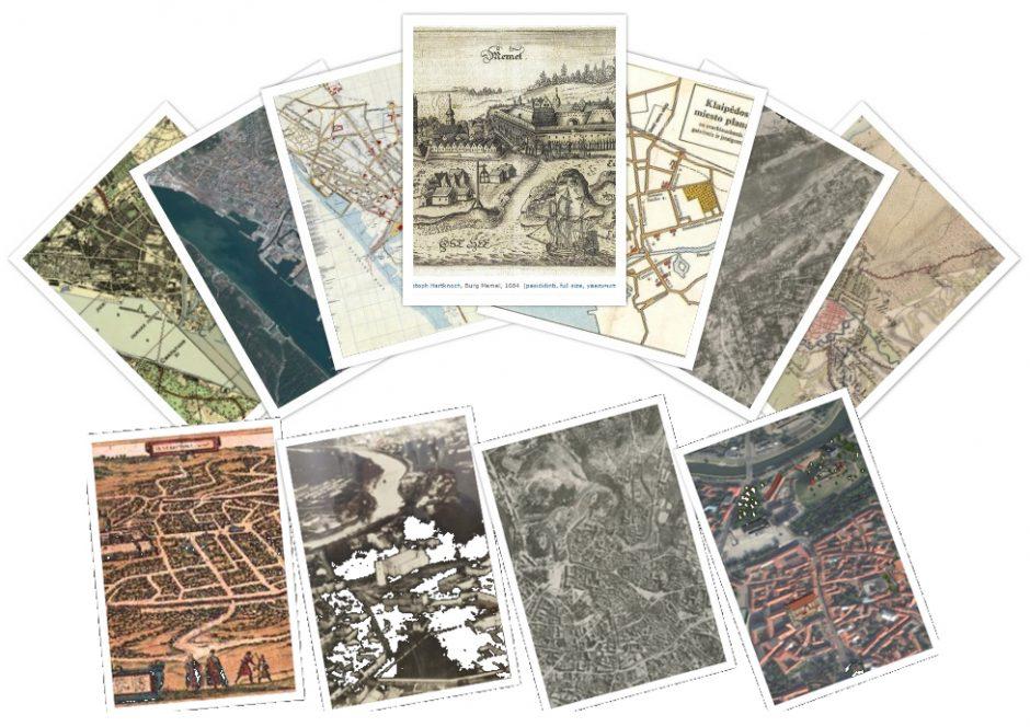Atvers žvalgybinių nuotraukų archyvą