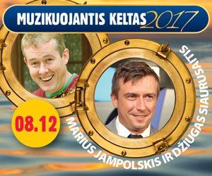 M. Jampolskis ir Dž. Siaurusaitis nuims kaukes nuo pramogų pasaulio atstovų