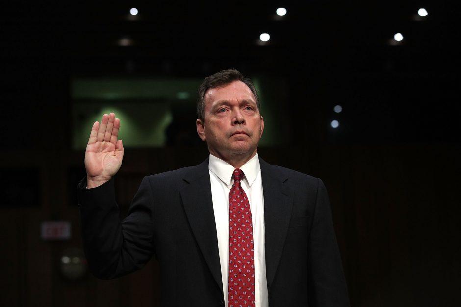 Kandidatas į CŽV prievaizdus tvirtina neskaitęs apie vykdytus kankinimus