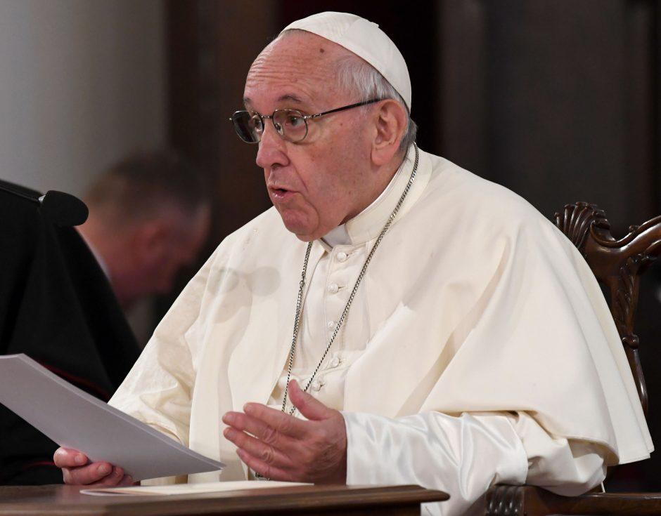 Popiežius Latvijoje: penkios įsimintiniausios citatos