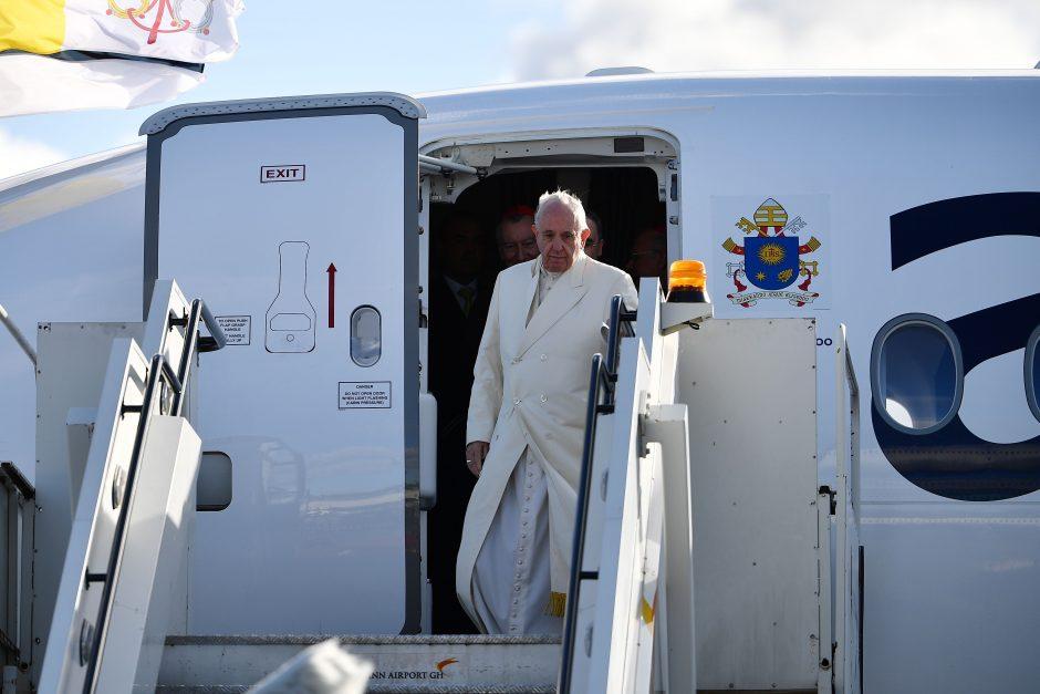 Popiežiaus vizitas Estijoje
