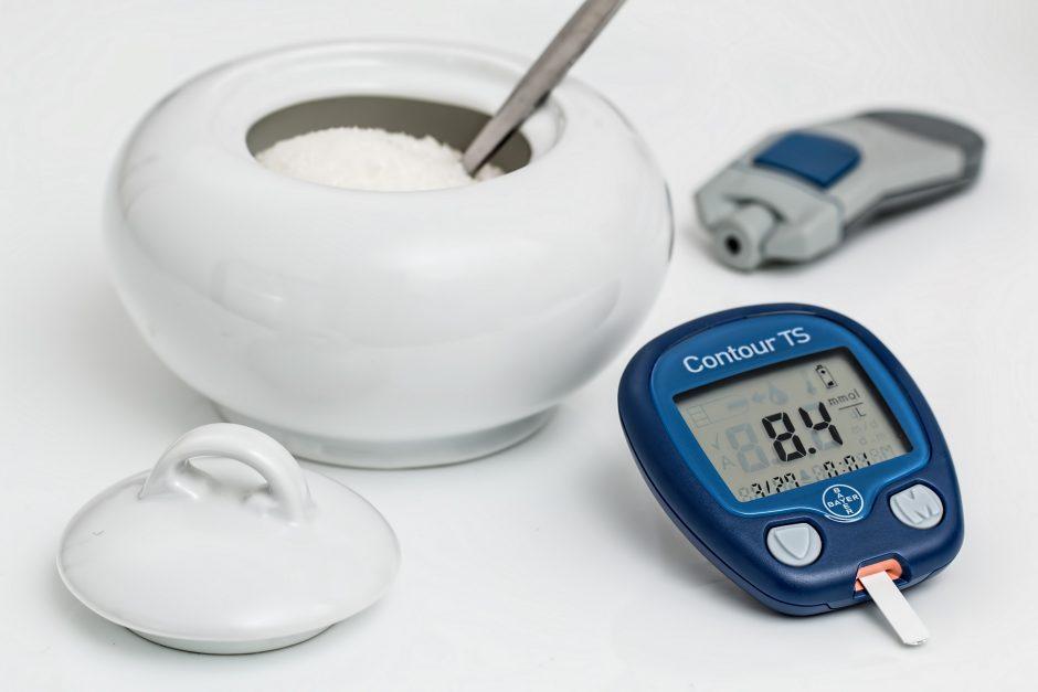Medikai: valstybė turėtų skirti daugiau dėmesio sergantiems diabetu