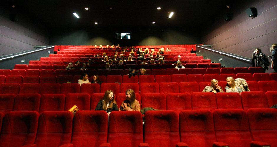 20 minučių reklamos prieš kino seansą: norma ar žiūrovų kankinimas?