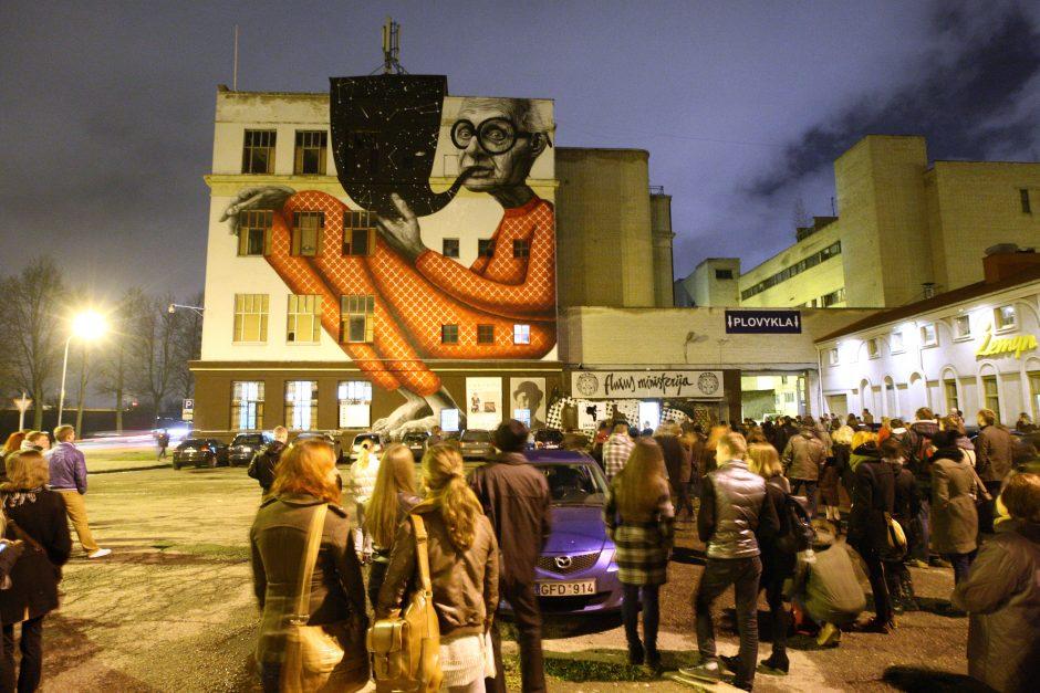 Kaunas – tarp 10 pasaulio miestų, pamišusių dėl gatvės meno