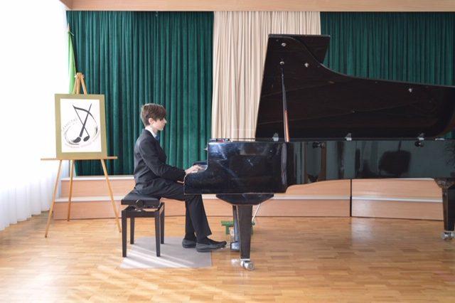 Muzika žmogui duoda džiaugsmą
