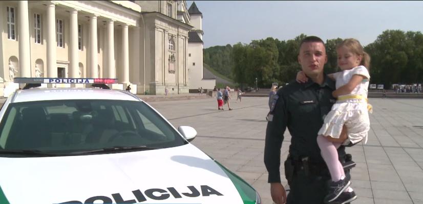 Pareigūnai kviečia į šventę: ar matėte šokančius policijos žirgus?