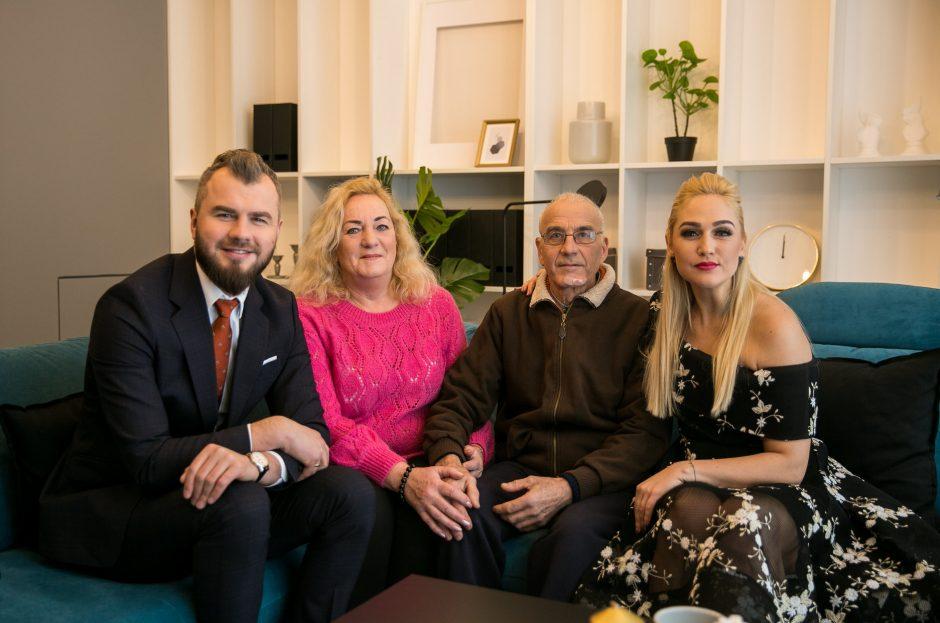 Kotedžo Vilniuje laimėtojas: tai ledkalnio viršūnė!