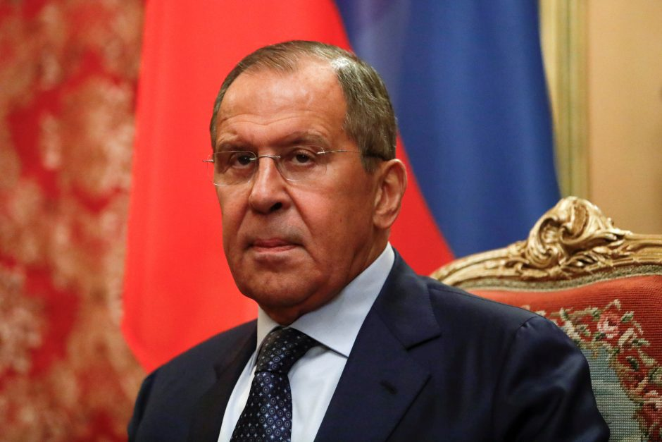 """JAV pareiškimai apie Rusijos kišimąsi į rinkimus yra """"bakchanalijos""""?"""