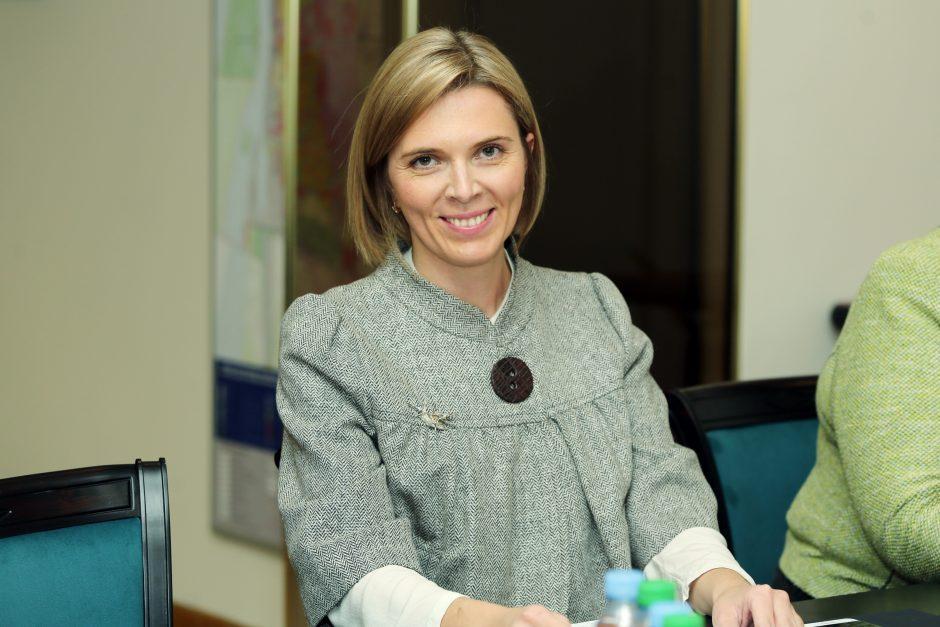 Konservatorė A. Bilotaitė kandidatuos į Klaipėdos merus