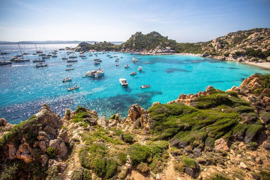 """Sardinija – vieta, kur verpiamas Mesopotamijos šilkas ir gaji """"akmenų kalba"""""""