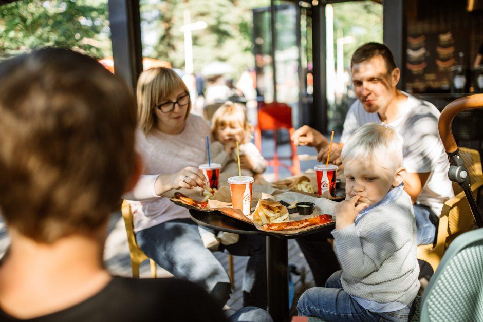 """Išskirtinė vieta Palangoje: restoranas """"Van Wurst"""" laukia vokiškos virtuvės fanų"""