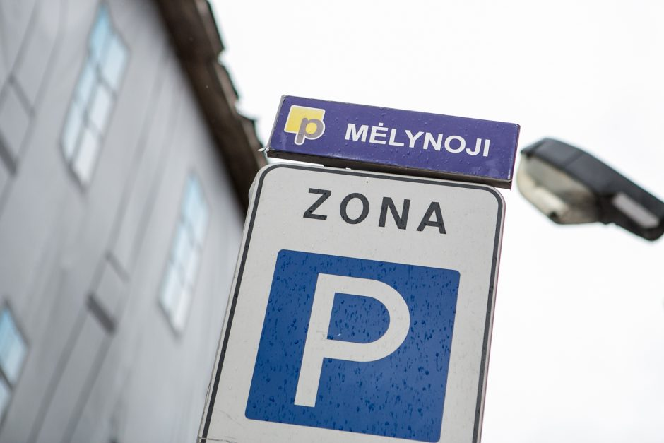 Kaunietis apie mokamo automobilių parkavimo zonas Kaune: vyksta žmonių kvailinimas