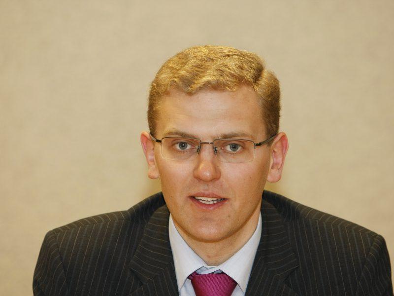 Į teisingumo ministro pareigas teikiama advokato G. Danėliaus kandidatūra
