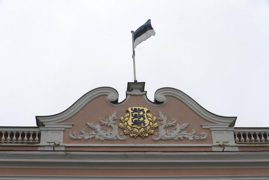 Estija įsigijo devynias bepilotes skraidykles sienai su Rusija saugoti