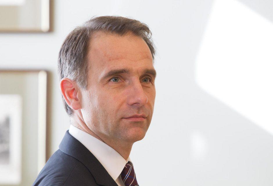 R. Masiulis Registrų centro vadovybę kaltina sabotažu