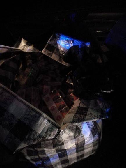 Kontrabandą taksi gabenęs jurbarkiškis cigarečių turėjo ir namuose