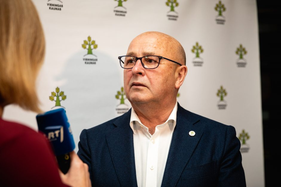 Galutiniai rezultatai: kiek rinkėjų balsavo už naująją Kauno valdžią?