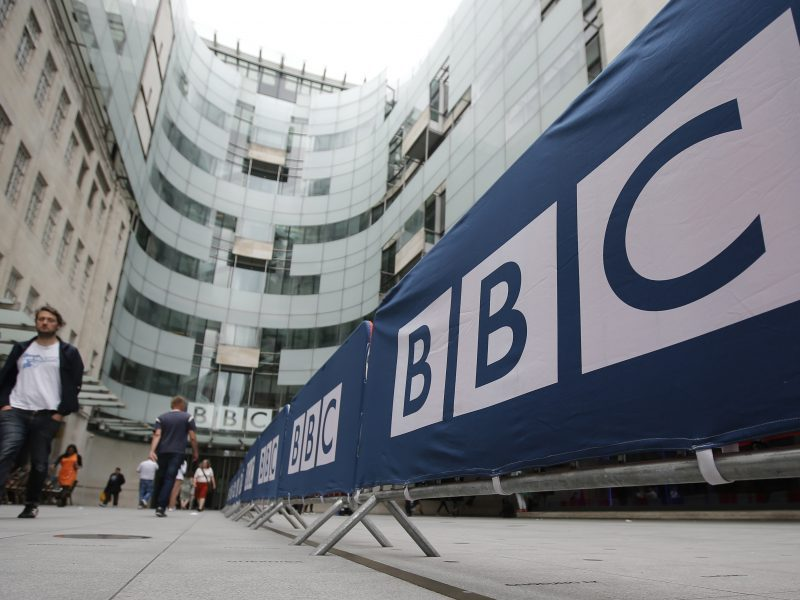 Rusija kaltina BBC skleidžiant teroristinę ideologiją
