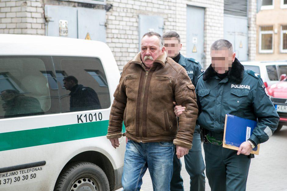 """Žmogžudystė parduotuvėje """"Iki"""": tikrąjį įtariamąjį išdavė Stalino ūsai"""