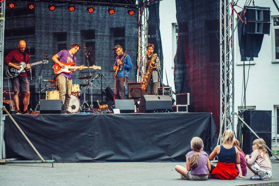Raseinių šiuolaikinių muzikos festivalis. Ne itin rimto klausytojo žvilgsnis