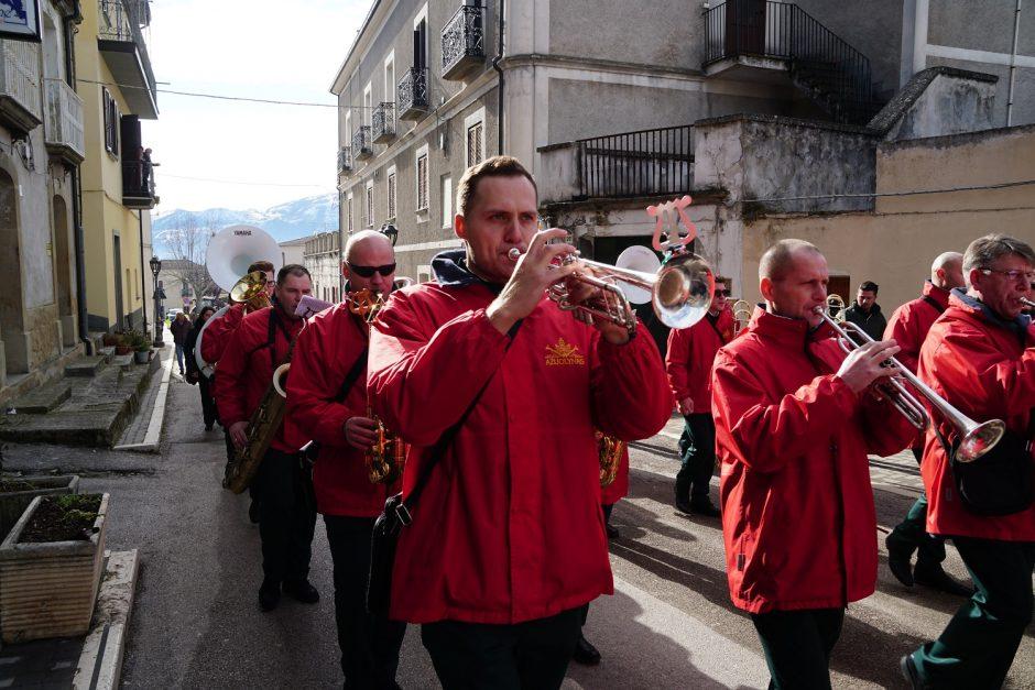 Naująją kultūros sostinę pasveikino kauniečių muzika