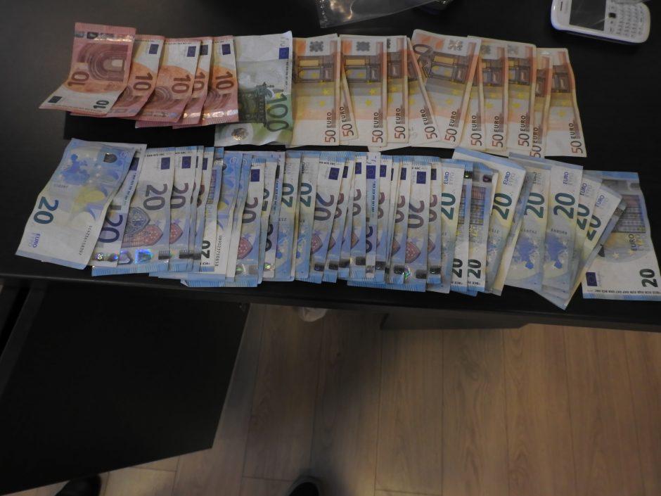 Tauragės policija sužlugdė kanapių platinimo versliuką