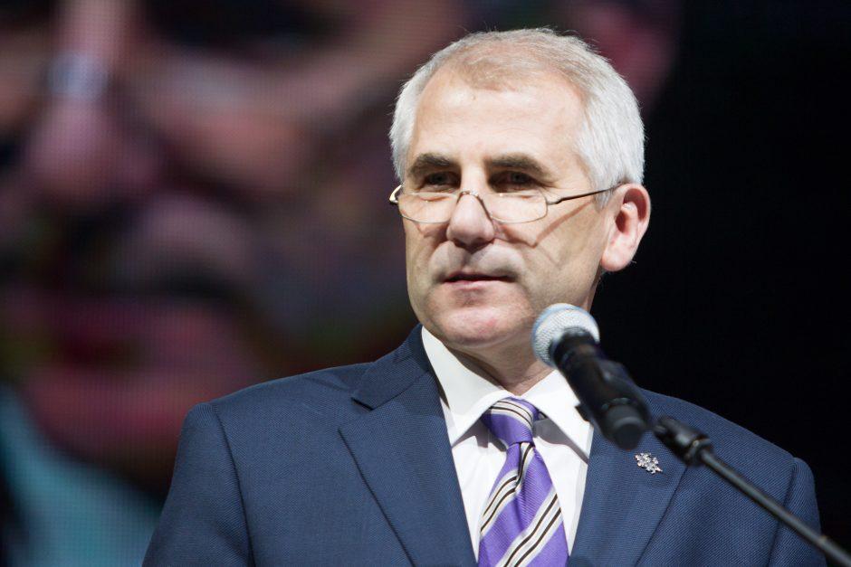 V. Ušackas: Rusija turi mažinti karinį aktyvumą Karaliaučiaus srityje