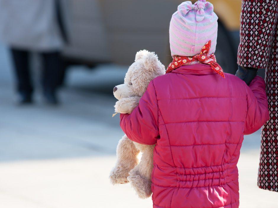 Didesni vaiko pinigai – nuo vasario