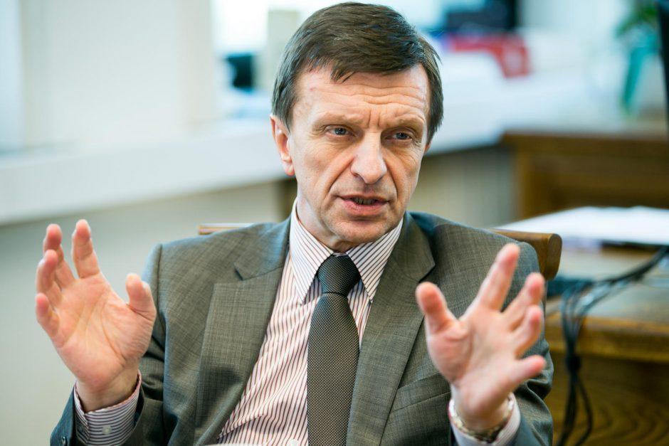 P. Baršauskui panaikintas daktaro laipsnis
