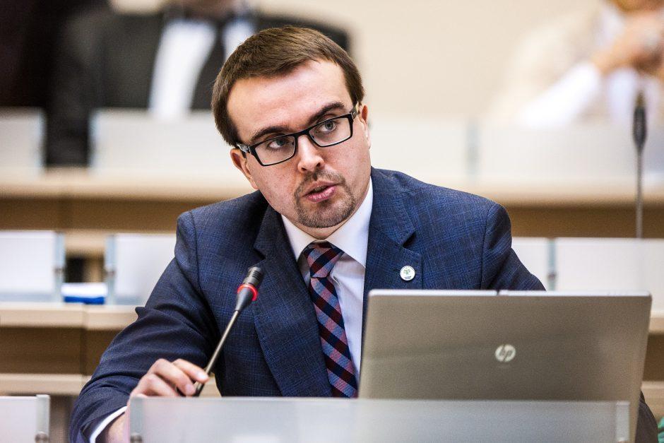 Buvęs Kauno vicemeras – G. Nausėdos komandoje
