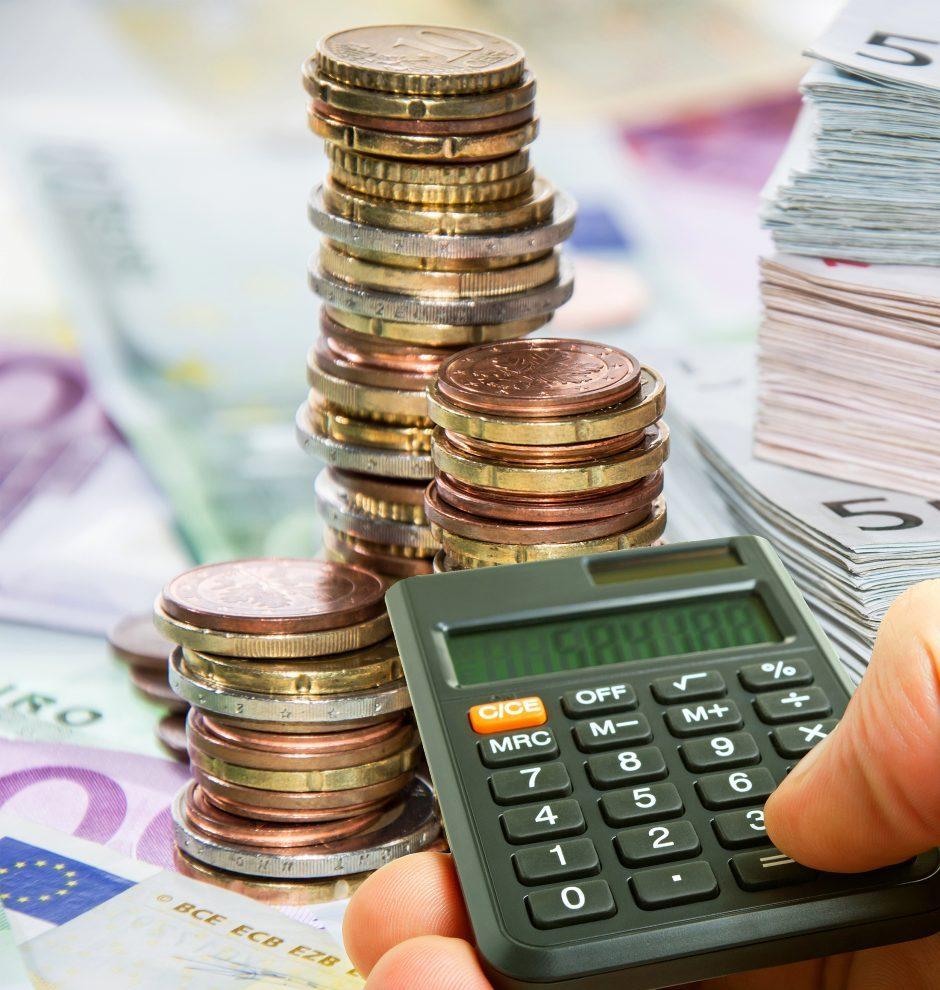 Didinamas šiųmetis Kauno biudžetas