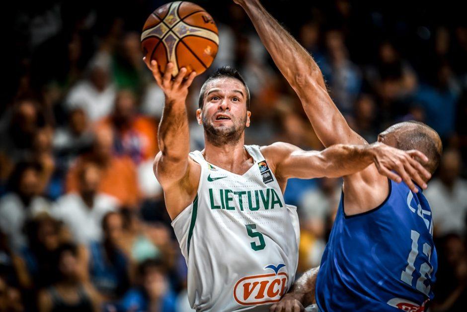 """Po """"EuroBasket"""" – naujovių galvosūkis"""