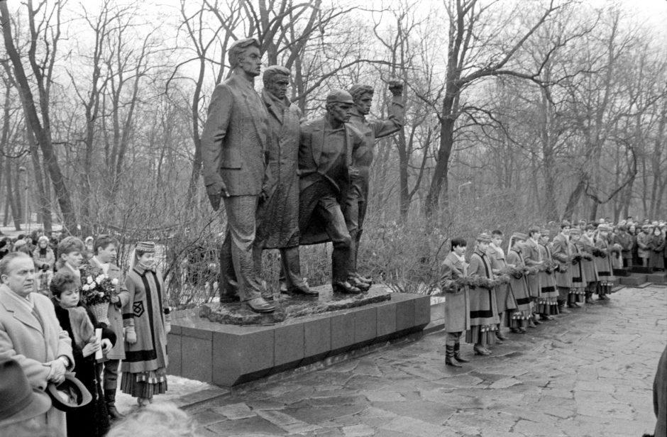 1988 m. disidentė – Vasario 16-oji Kaune (dalyvių prisiminimai)