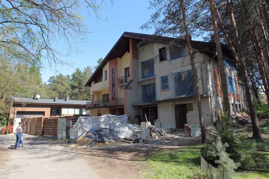 Statybos Kaniūkuose: vieną butą pakeis penki?