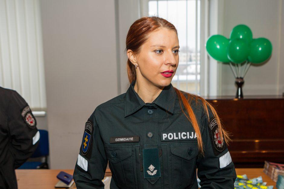 Saugaus eismo klasės atidarymas Kaune