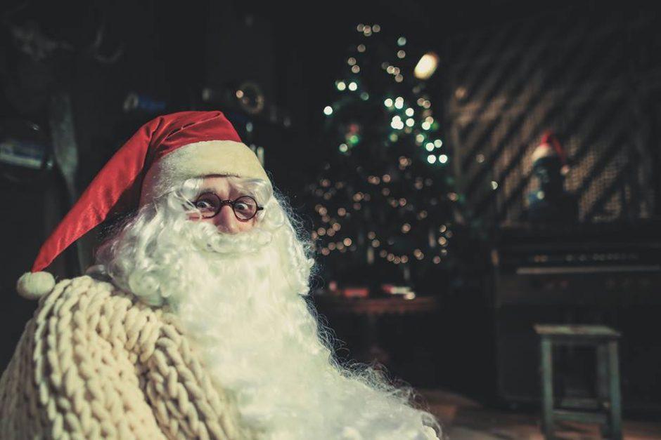Klaipėdoje mažuosius džiugins Kalėdų senelio teatras