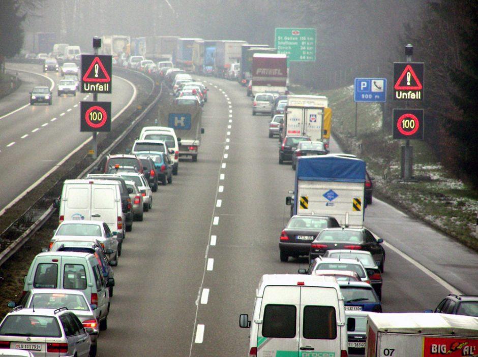Pavyzdiniai europietiški keliai: aplodismentų jau nusipelnė ir Lenkija