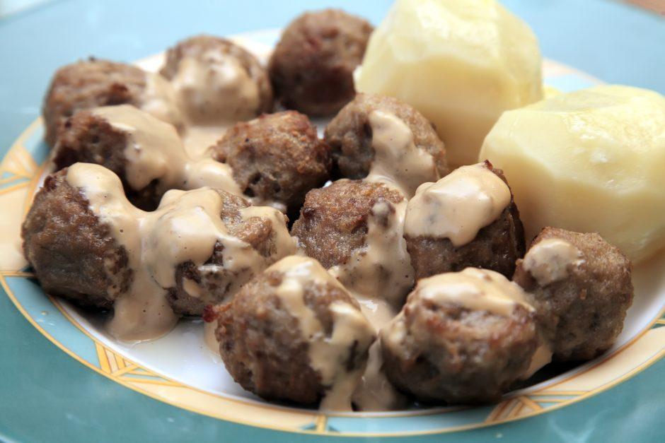 Švediški kukuliai (receptas)
