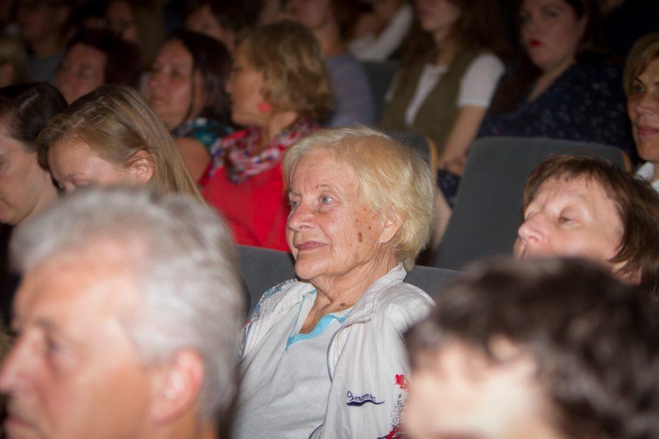 11-ojo Tarptautinio Kauno kino festivalio atidarymas