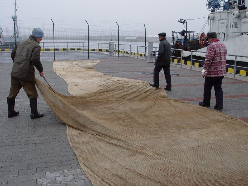 Šilutėje rengs darbuotojus žuvininkystės sektoriui