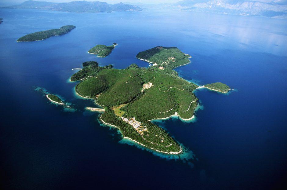 Graikijoje įsibėgėja prekyba salomis