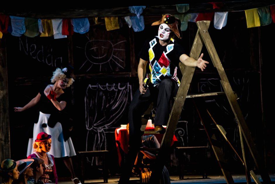 Klaipėdoje su grandioziniais spektakliais gastroliuos teatrai iš Minsko, Kaliningrado