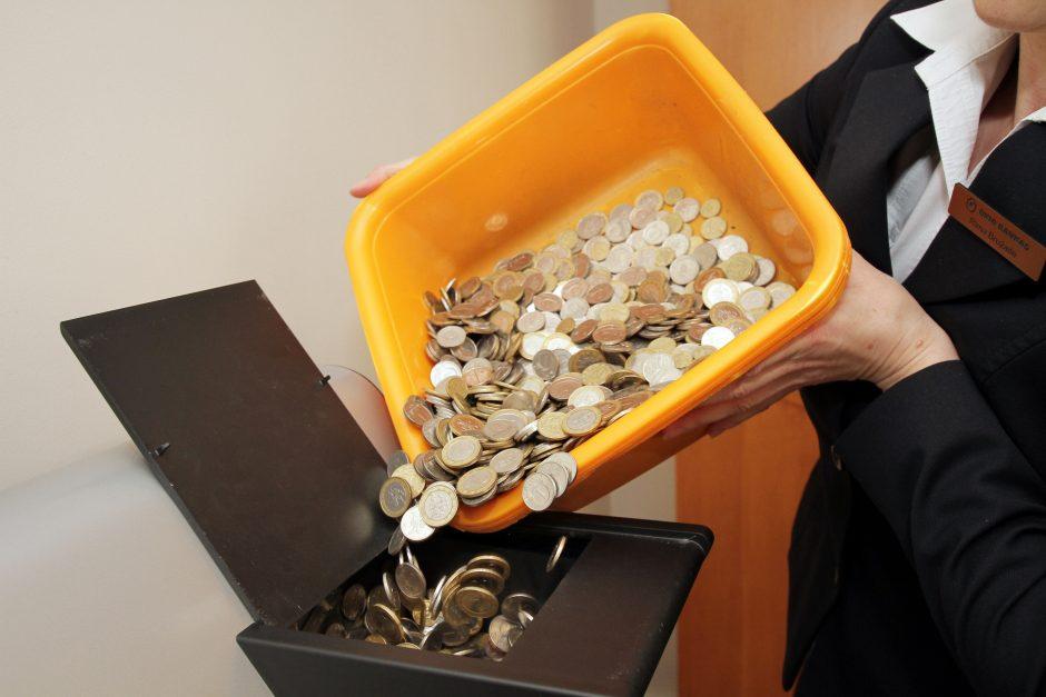 Garantinį fondą bankrutuojančios įmonės užvertė prašymais
