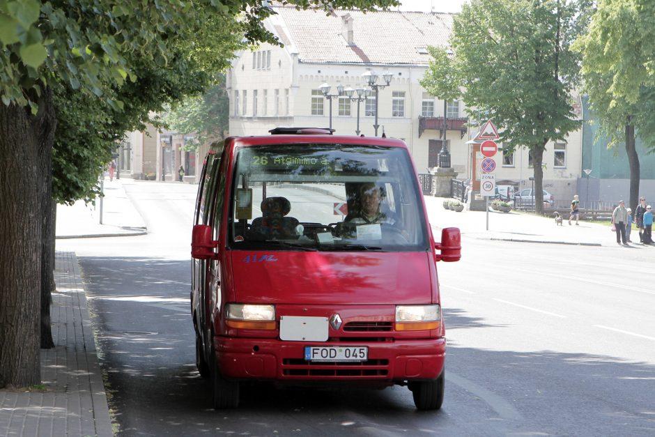 Klaipėdos vežėjai pagaliau susidomėjo naktiniu maršrutu